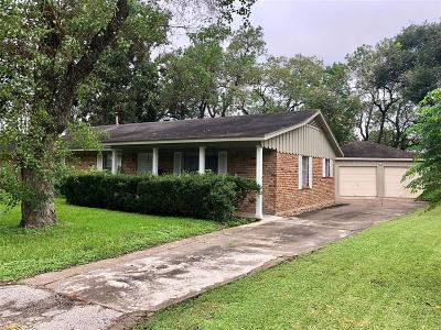 Bay City TX Single Family Home For Sale: $129,500
