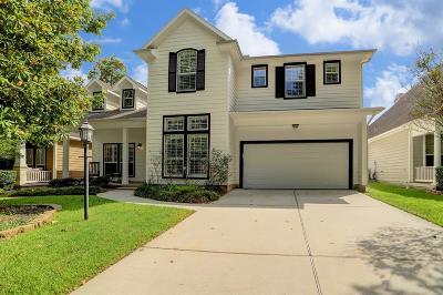 Single Family Home For Sale: 18 Trellis Gate Street