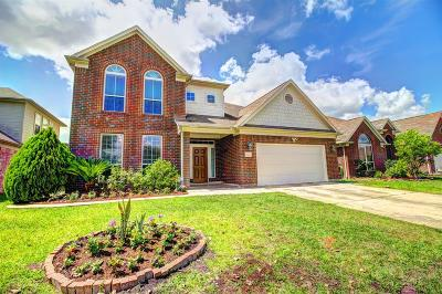 Conroe Single Family Home For Sale: 9934 Wing Street