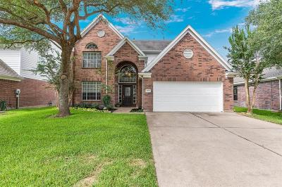 Cinco Ranch Single Family Home For Sale: 6306 Townsgate Circle