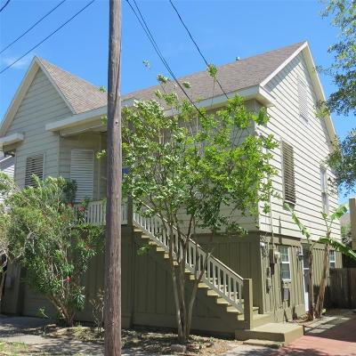 Galveston Rental For Rent: 1108 17th Street