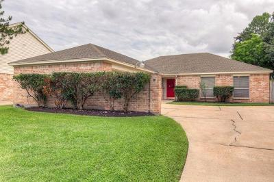 Houston Single Family Home For Sale: 11511 Briar Forest Drive