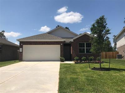 Conroe Single Family Home For Sale: 2310 Fallen Willow Court
