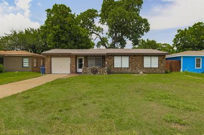 Texas City Single Family Home For Sale: 1726 2nd Avenue N