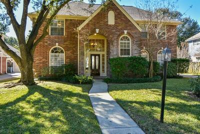 Cypress Single Family Home For Sale: 12923 Peach Meadow Drive