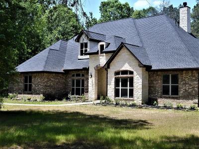 Porter Single Family Home For Sale: 19325 Kanawha Drive