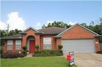 Fresno TX Single Family Home For Sale: $187,000