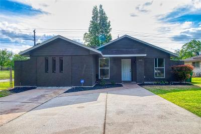 Single Family Home For Sale: 11050 Dalebrook Drive