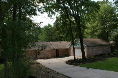 Single Family Home For Sale: 25819 Timber Lakes Drive