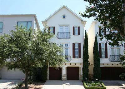 Houston Single Family Home For Sale: 1621 Wichita Street