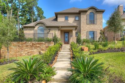 Conroe Single Family Home For Sale: 32 Evangeline Boulevard