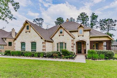 Magnolia Single Family Home For Sale: 12506 Savage Court