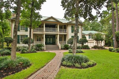 The Woodlands Single Family Home For Sale: 11 Tealbriar Circle