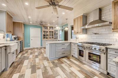 Houston Single Family Home For Sale: 5214 Spellman Road