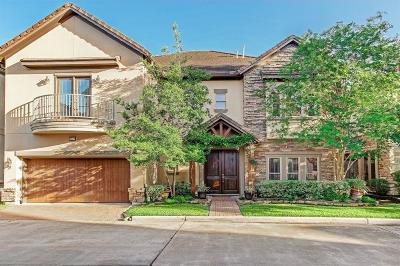 Houston Single Family Home For Sale: 7721 S Hunters Creekway Drive