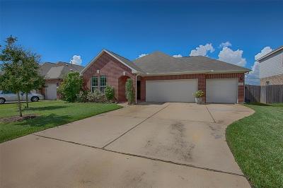 Dickinson Single Family Home For Sale: 126 Avery Springs Lane