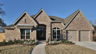 Fulbrook On Fulshear Creek Single Family Home For Sale: 30418 Wild Garden Way Court