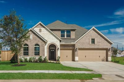 Katy Single Family Home For Sale: 6922 Russet Oak