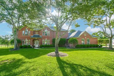 Katy Single Family Home For Sale: 1140 Bartlett Rd
