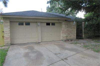 Houston Single Family Home For Sale: 19311 Palermo Drive
