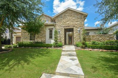 Houston Single Family Home For Sale: 3914 Antibes Lane