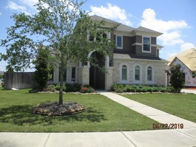 Katy Single Family Home For Sale: 27422 Ashford Sky Lane