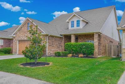 The Woodlands Single Family Home For Sale: 2819 Lockeridge Oaks Drive