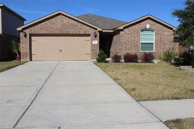La Marque Single Family Home For Sale: 338 Shoshone Ridge Drive