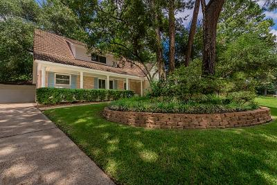 Kingwood Single Family Home For Sale: 3543 Hill Springs Drive