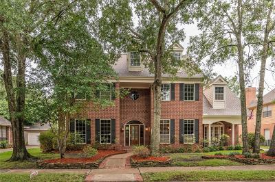Houston Single Family Home For Sale: 14606 Wisteria Hollow Lane