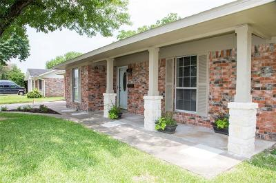 Deer Park Single Family Home For Sale: 901 S Kaufman Drive