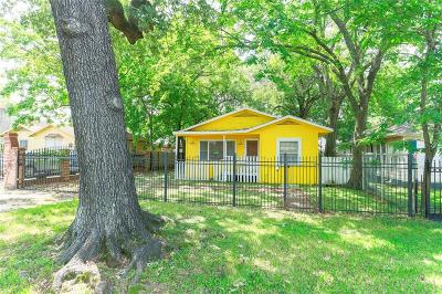 Houston Single Family Home For Sale: 510 W 28th Street