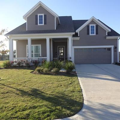 Conroe Single Family Home For Sale: 2193 Rope Maker Road