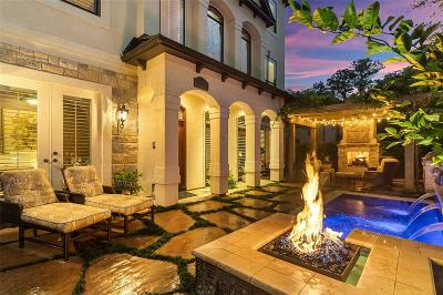 Houston Single Family Home For Sale: 1813 Nantucket Drive #A