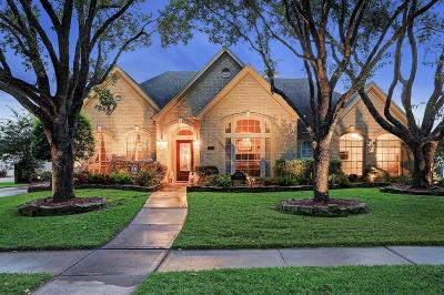 Houston Single Family Home For Sale: 4235 Pine Blossom Trail
