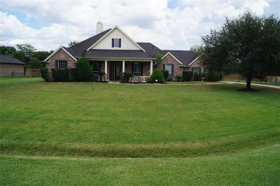 Cypress Single Family Home For Sale: 12402 Easton Bend Lane
