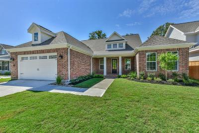 Conroe Single Family Home For Sale: 2128 Rope Maker Road