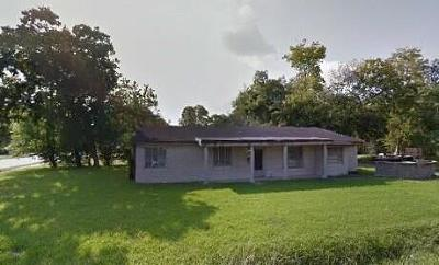 Houston Single Family Home For Sale: 4101 Dabney Street