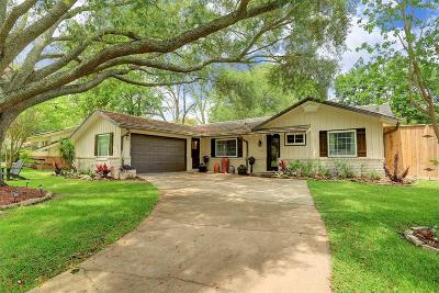 Houston Single Family Home For Sale: 5522 Arboles Drive
