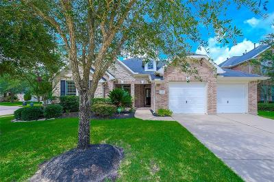 Katy Single Family Home For Sale: 6446 Clear Bend Lane