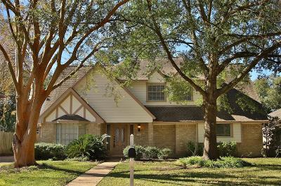 Houston Single Family Home For Sale: 7715 Virginia Water Lane