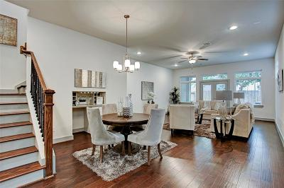 Houston Single Family Home For Sale: 5842 Darling #A