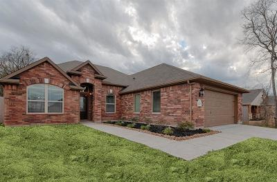 Willis Single Family Home For Sale: 12433 Hackberry