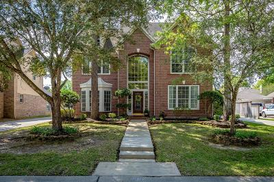 Kingwood Single Family Home For Sale: 3111 Willow Wood Trail