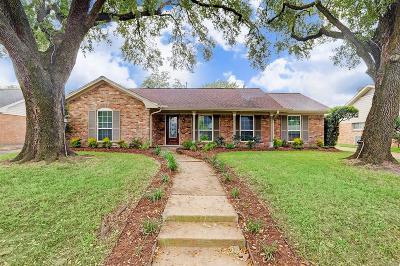 Houston TX Single Family Home For Sale: $419,500