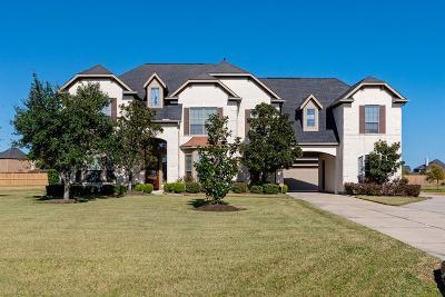 League City Single Family Home For Sale: 3960 Noah Lane