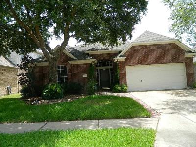 Houston Single Family Home For Sale: 19806 Ashland Brook Court