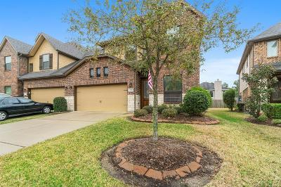 Humble Condo/Townhouse For Sale: 12416 Tyler Springs Lane