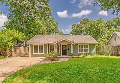 Houston Single Family Home For Sale: 1006 Lamonte Lane