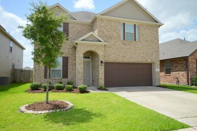 Katy Single Family Home For Sale: 3543 Goldleaf Trail Drive